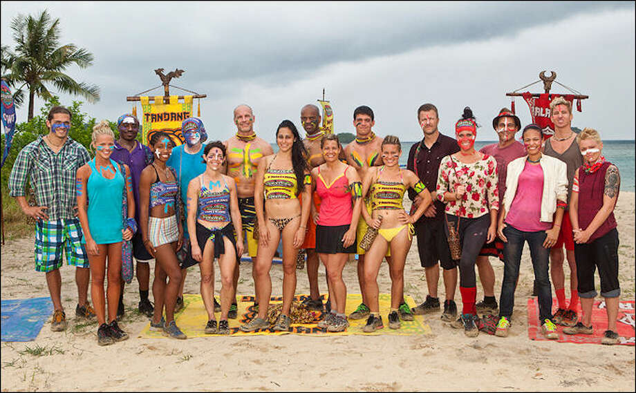 Tied for 24: Survivor: Philippines (CBS) 11.9 million viewers Photo: Monty Brinton / ©2012 CBS Broadcasting Inc.