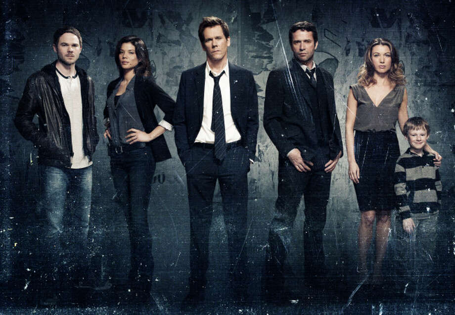 Tied for 24: The Following (FOX) 11.9 million viewers