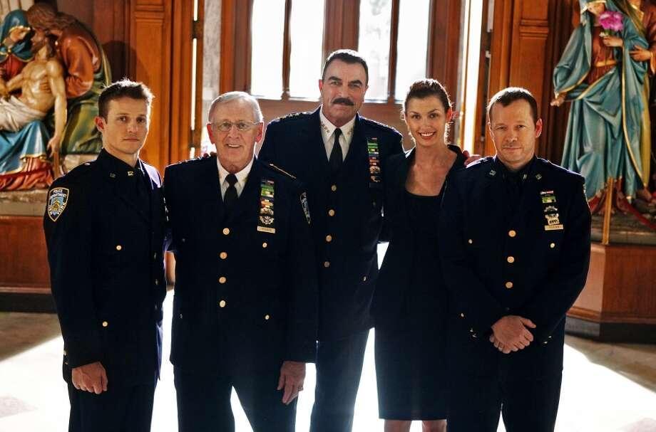 14: Blue Bloods (CBS) 13.3 million viewers