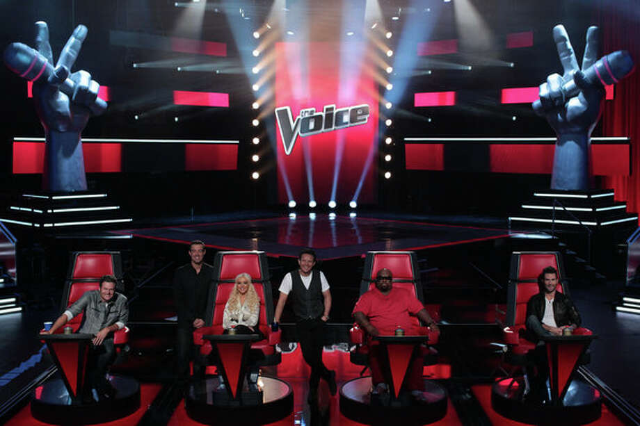 13: The Voice Tuesdays (NBC) 13.5 million viewers Photo: Chris Haston, Chris Haston/NBC / ? NBCUniversal, Inc.
