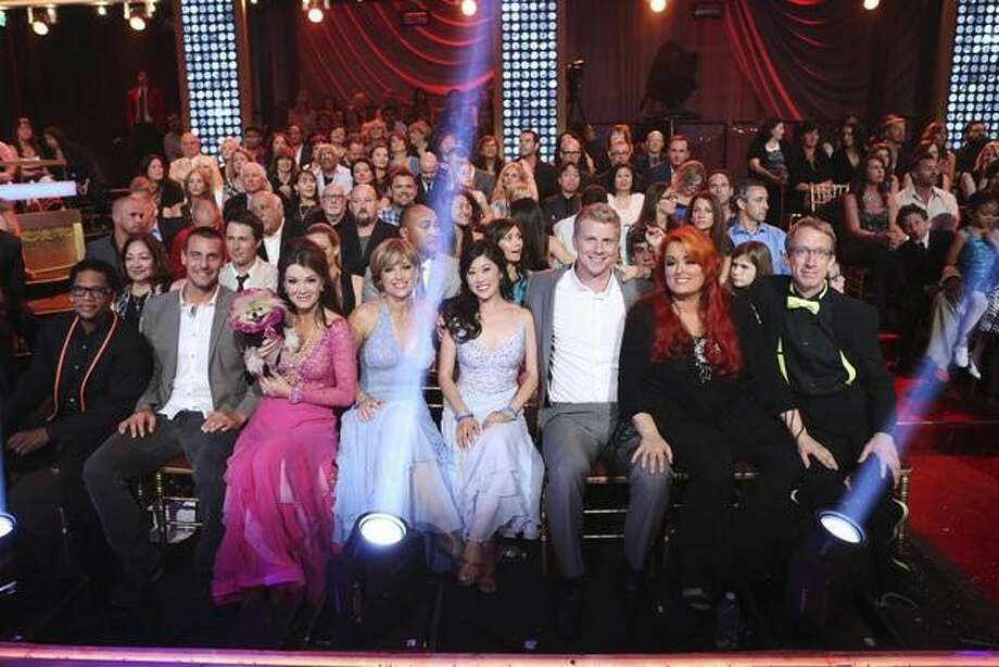 11: Dancing with the Stars Tuesdays (ABC) 14.0 million viewers Photo: Adam Taylor, ABC / © 2013 American Broadcasting Companies, Inc. All rights reserved.
