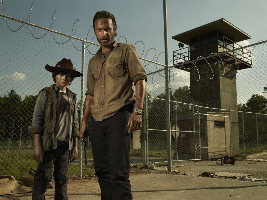 10: The Walking Dead (AMC) 14.3 million viewers