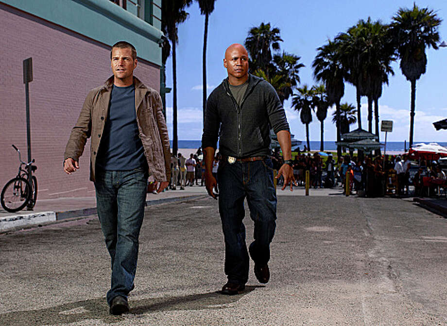 4: NCIS: Los Angeles (CBS) 17.5 million viewers Photo: JOSEPH CULTICE, CBS / © 2009 CBS BROADCASTING INC. ALL RIGHTS RESERVED.