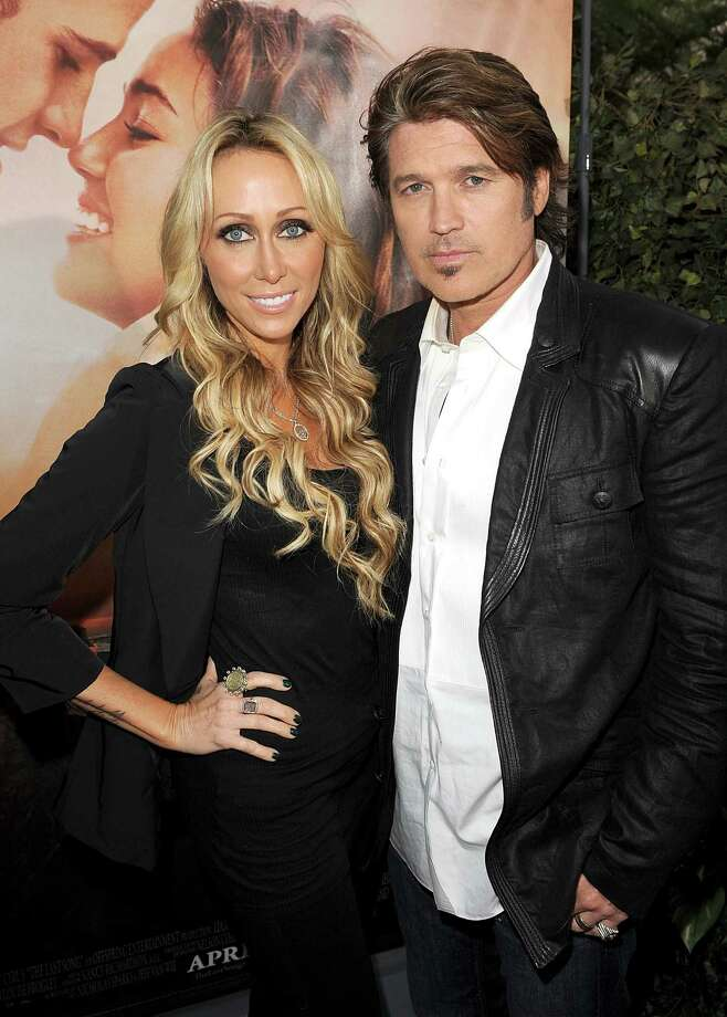Tish Cyrus has reportedly filed for divorce from singer Billy Ray Cyrus after 19 years of marriage. Photo: Kevin Winter / Getty Images