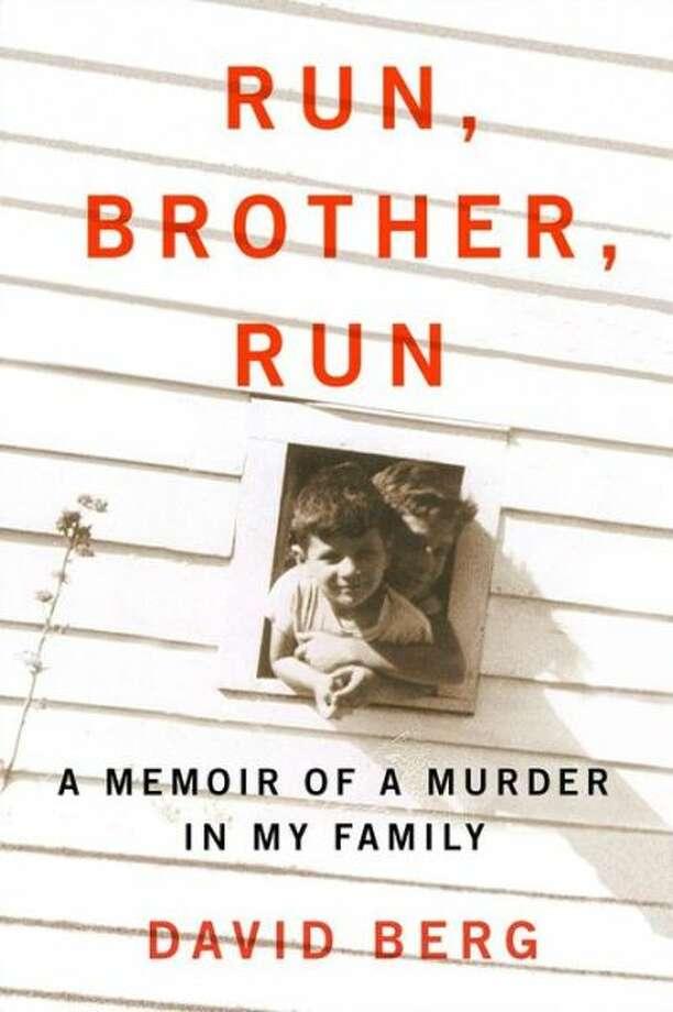 "BOOK JACKET - ""Run, Brother, Run"" by David Berg / handout"