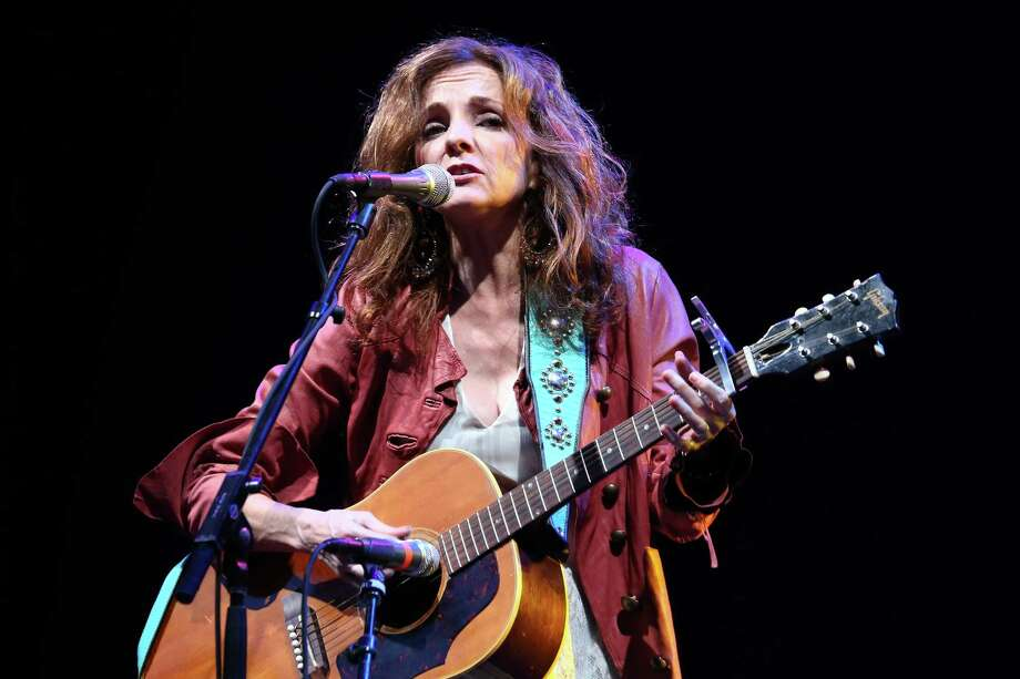 NEW YORK, NY - JUNE 05:  Patty Griffin performs on stage during The Celebrate Brooklyn! Gala and opening night concert at Prospect Park Bandshell on June 5, 2013 in New York City. Photo: Neilson Barnard, Getty Images / 2013 Getty Images