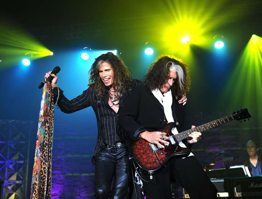 Twitter friend @Catholic_DIMAS' first concert was Aerosmith.Your Scene: Share photos of your first concert