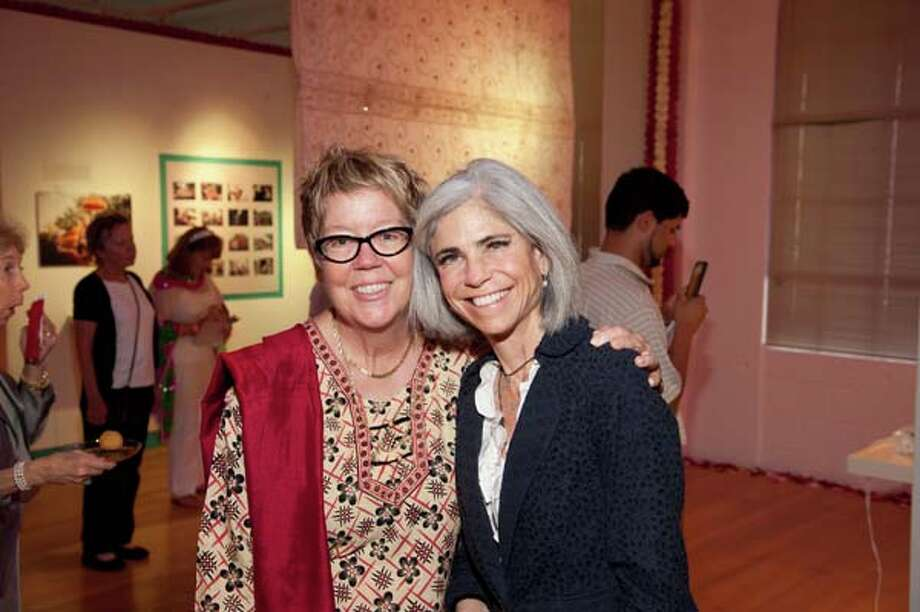 Pat Jasper and Judy Nyquist Photo: Alexander S Fine Portrait Design / Alexander Rogers