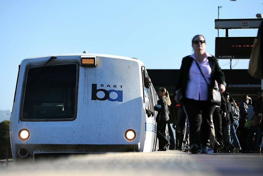 The contract between BART and its unions expires on June 30. Photo: Michael Short, Special To The Chronicle