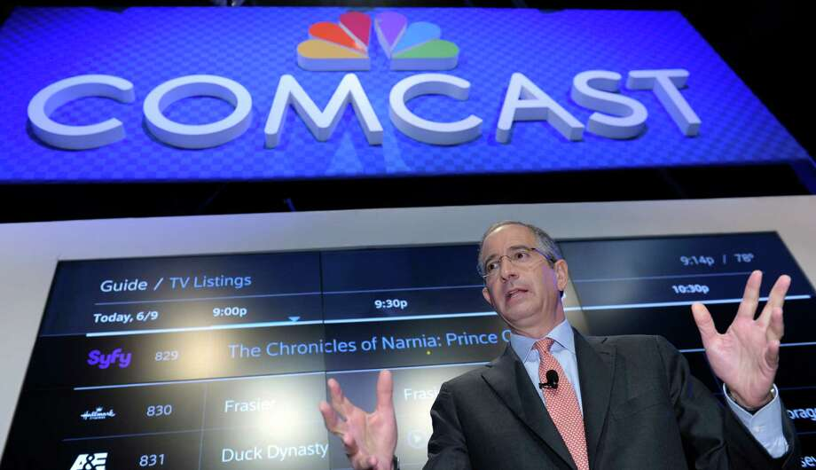 Several TV and Internet service providers have made the least trusted list, including Comcast with 27 percent TTR. Comcast's Internet service received 30 percent TTR.  Photo: Susan Walsh, Associated Press / AP