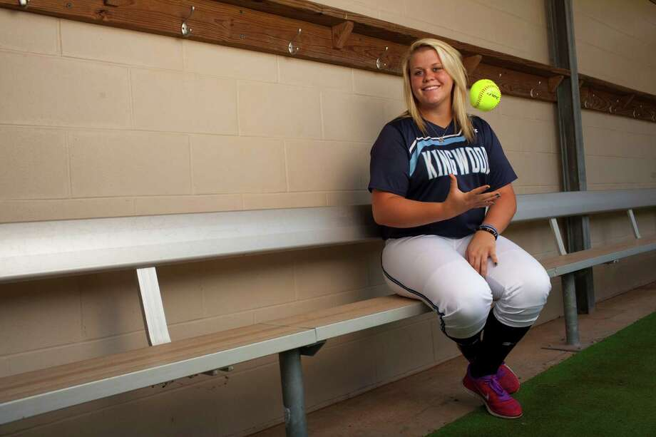 All-Greater Houston softball first teamPitcher of the Year Cassie McClure, Sr., Kingwood Photo: Eric Kayne, For The Chronicle / © Eric Kayne 2013