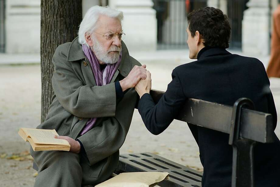 Donald Sutherland plays the overseer of a global agency tracking a serial killer. Photo: Etienne Chognard/Tandem, NBC