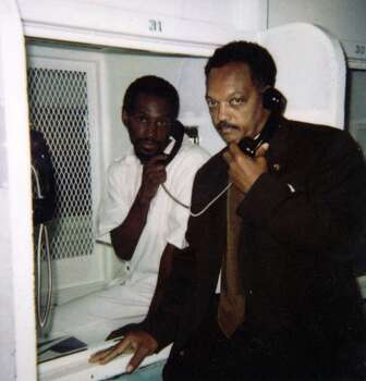 Gary Graham, also known as Shaka Sankofa, who was executed June 22, 2000 for robbing and killing a man in 1981.