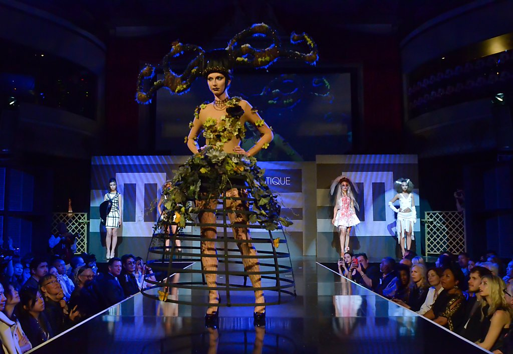 S F Student Fashion Shows Roundup Sfgate