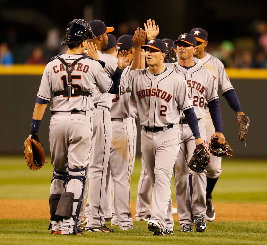 But the good times wouldn't last, as the Astros -- the American League's newest and worst team -- would go on to win the final two games of the series to dampen early optimism.