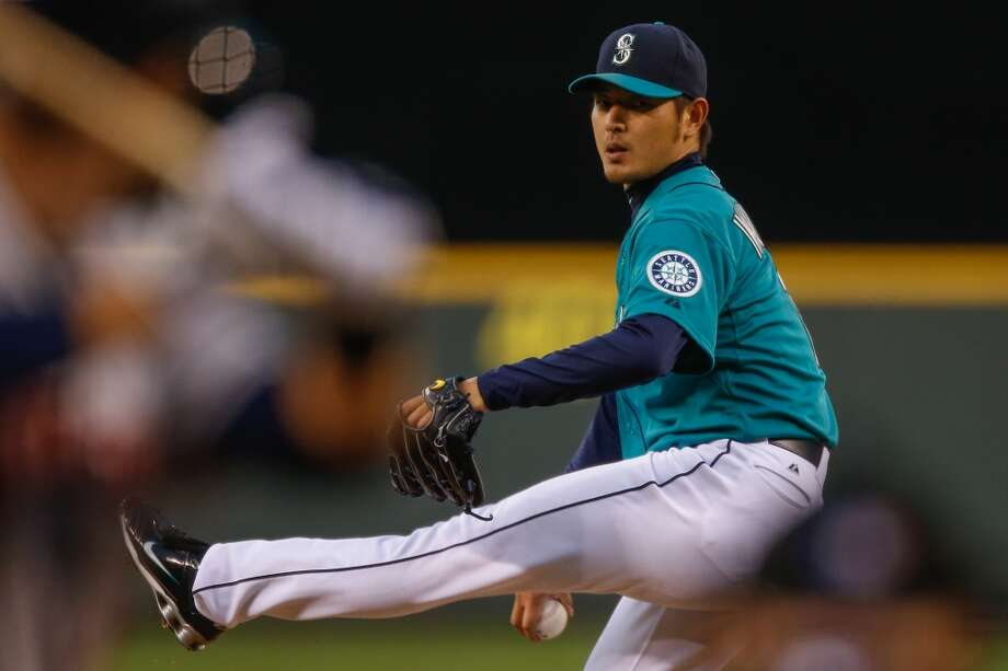 But while Felix has been Felix, he's been bested by second-year player Hisashi Iwakuma as the team's best pitcher -- at least so far. Iwakuma holds baseball's second-best ERA (1.79) and has pitched to a 7-1 record this season.