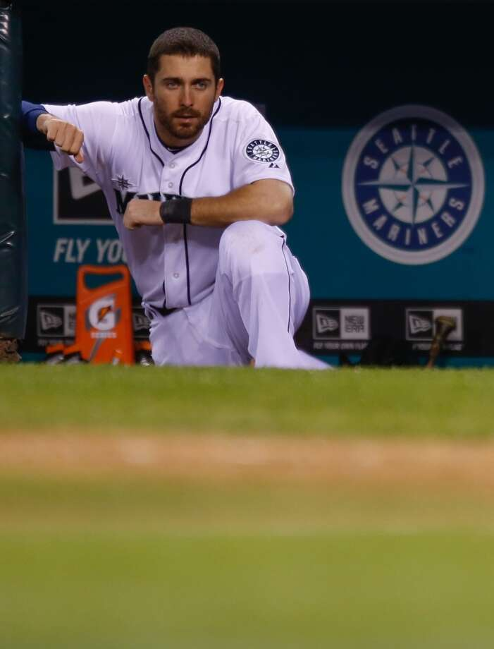 Oh yeah, Dustin Ackley has been awful also. The former No. 2 overall draft pick -- once dubbed the ''purest'' hitter in college baseball -- hit only .205 for the M's and was demoted to Triple-A on May 27.