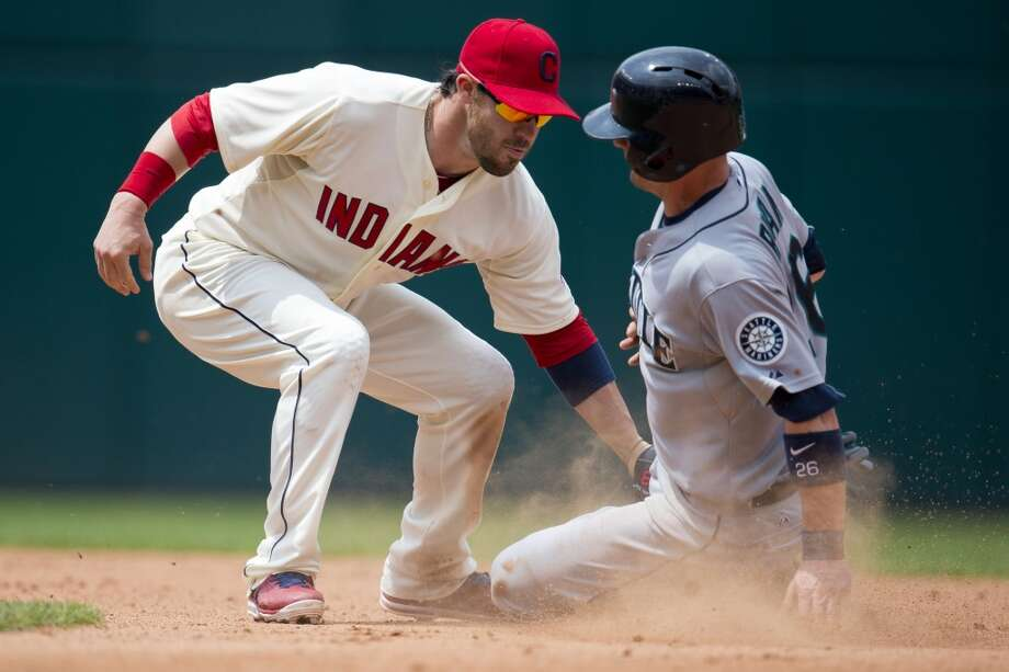 Things seemed to be turning in the Mariners' favor -- then they went to Cleveland. A brutal series saw the Mariners drop three out of four games to the Indians, all in walk-off fashion. This series was, no doubt, a turning point for the worse in the season.