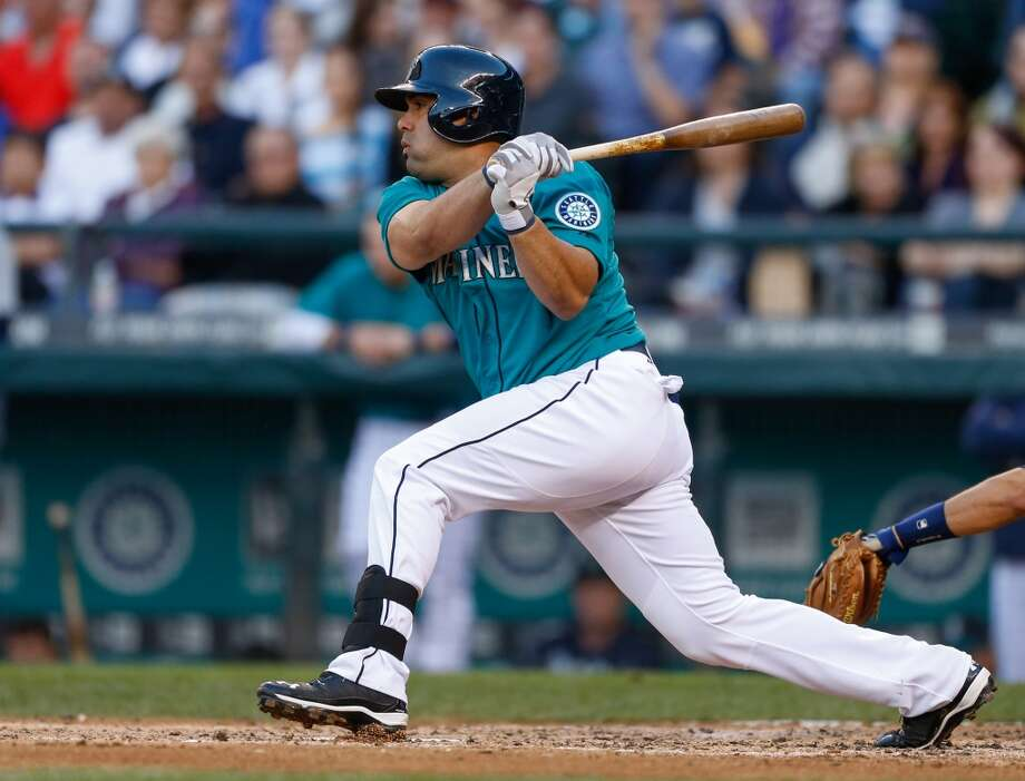 Another off-season acquisition, the veteran bat of Kendrys Morales, has provided thump in the middle of the lineup. In 63 games, Morales is hitting .292 with eight home runs and a team-high 35 RBIs. But wouldn't you know it -- he's injured.