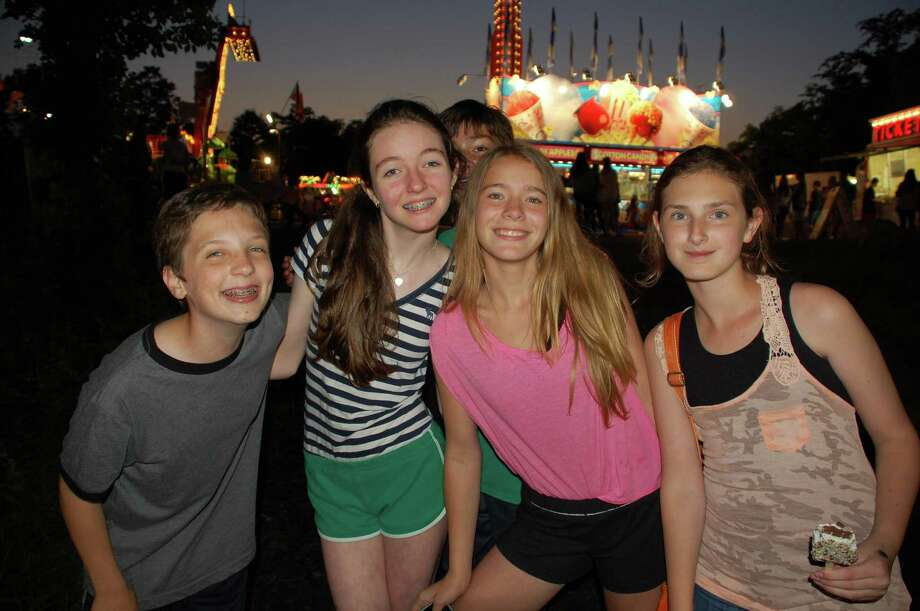 The Yankee Doodle Fair comes again to Westport on Father's Day weekend. Find out more.  Photo: Jarret Liotta / Westport News