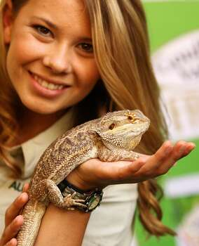 Bindi Irwin is not only alive, but she is looking very grown up at 14-year-old. A jumbled internet search earlier in 2013 had some believing she had died. Photo: Don Arnold, WireImage