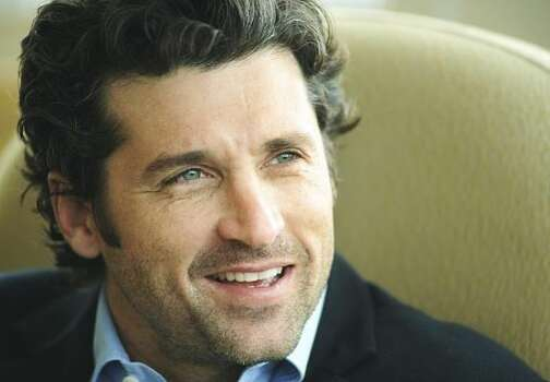 """Patrick Dempsey tweeted that he was """"back from the dead"""" after #RIPPatrickDempsey become a trending topic. Photo: AP"""