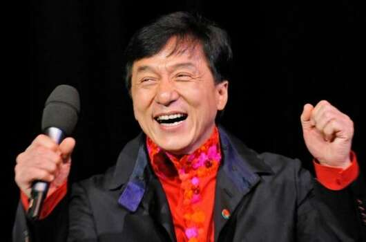 """Actor and martial arts pro Jackie Chan was supposed to have """"died"""" after suffering a heart attack. He had to post a message on his Facebook.com page to deny the claim, and even posted a recent picture. Photo: AFP/Getty Images"""