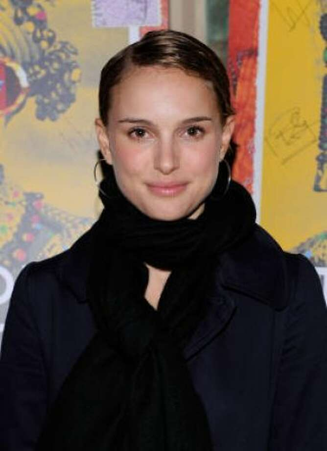Internet pranksters decided Natalie Portman would dance the last dance by falling off a cliff in New Zealand. Photo: Getty Images
