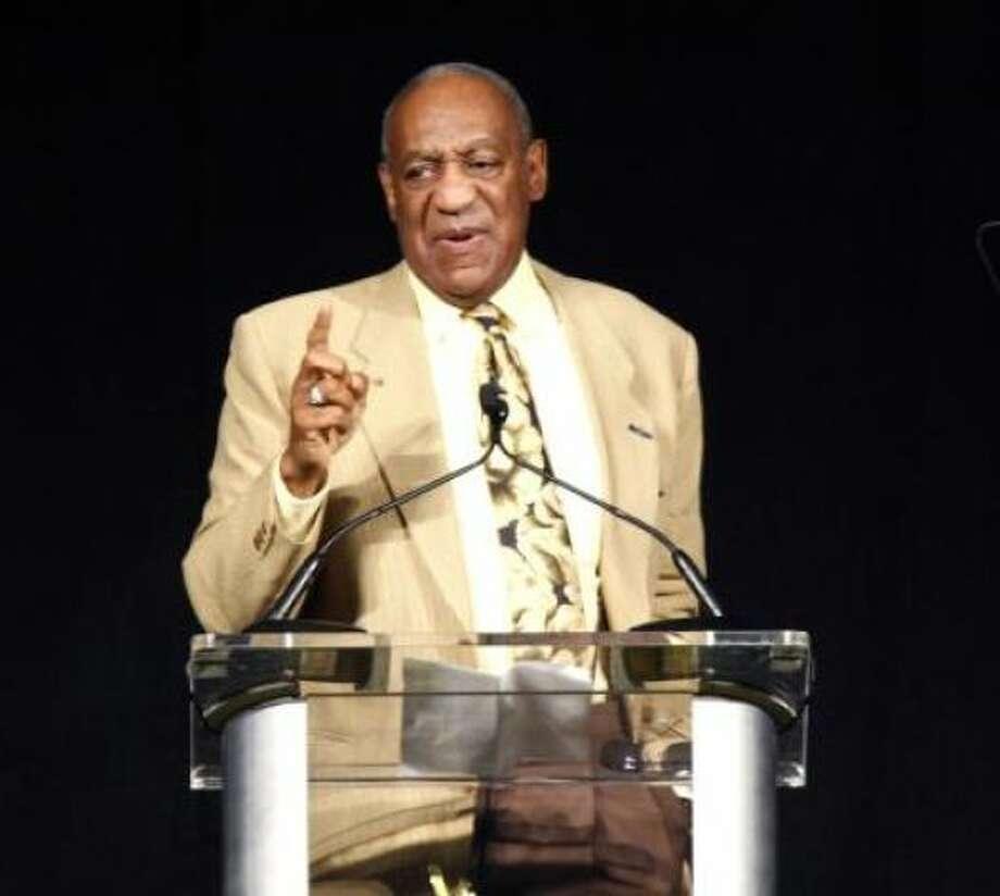 2009: Bill Cosby Photo: DAP