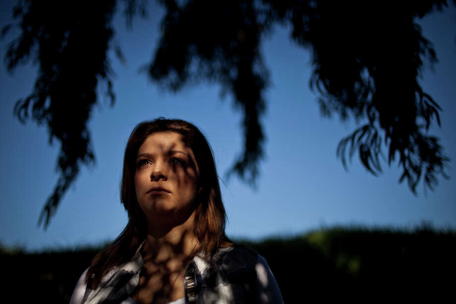 "Virginia Messick was one of the recruits victimized at Joint Base San Antonio-Lackland by Staff Sgt. Luis Walker, who is now serving 20 years in prison. Our readers have various opinions on our continuing series, ""Twice Betrayed."" Photo: Max Whittaker, Max Whittaker/Prime / Max Whittaker"