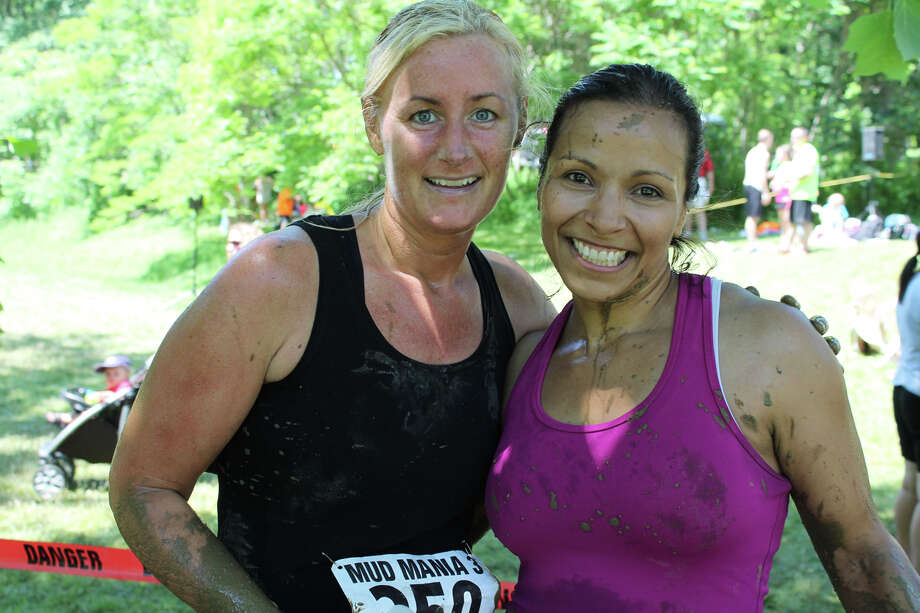 Were you Seen with the mud maniacs at Mud Mania 3 at Tawasentha Park in Guilderland on Saturday, June 15, 2013? Photo: Jackson Wang