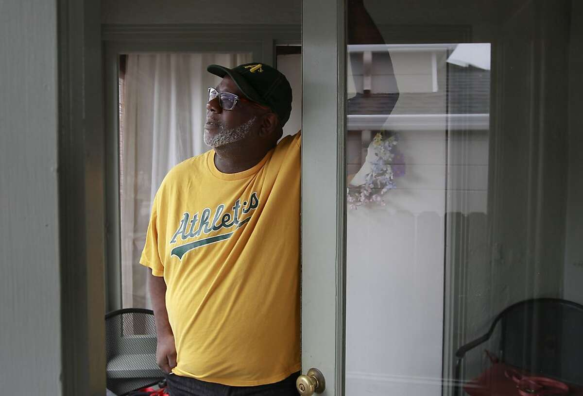 Homeowner Rodney Conway on Saturday June 15, 2013, bought his Richmond, Calif. home in 2004 for $340,000, he believes it is now worth about $140,000. A radical new program is being proposed as a way to help struggling homeowners that could lead the city to use eminent domain to seize underwater mortgages and restructure them to keep families in their homes.