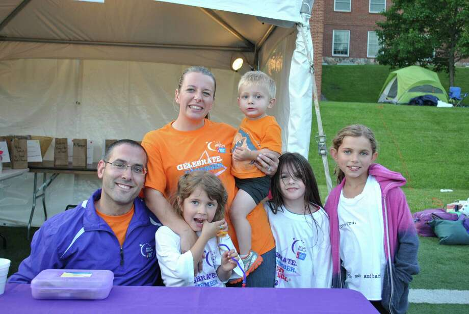 Were you SEEN at relay for life in Greenwich on June 14th? Photo: Lauren Stevens, Lauren Stevens/Hearst Media Group /  Copyright © Lauren A Stevens 2013