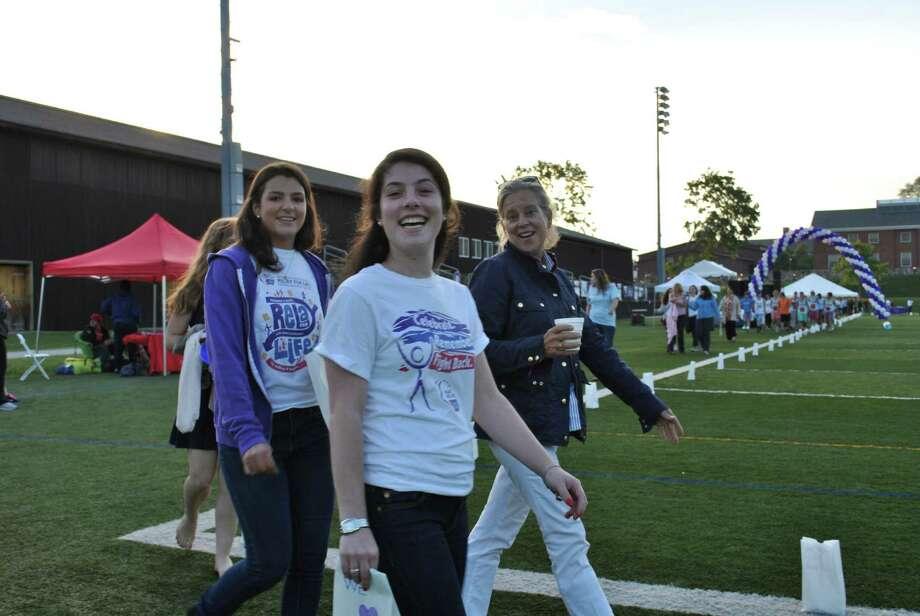 Were you SEEN at relay for life in Greenwich on June 14th? Photo: Lauren Stevens, Lauren Stevens/Hearst Media Group /  Copyright © Lauren A Stevens 2013