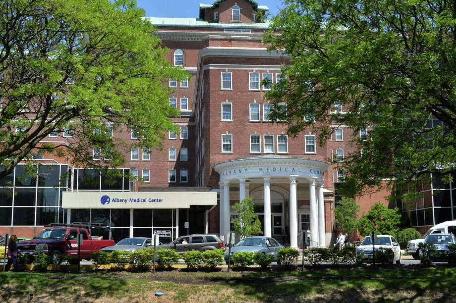 Albany Medical Center on New Scotland Avenue in the city's Park South neighborhood in Albany, NY, Wednesday June 5, 2013.  (John Carl D'Annibale / Times Union) Photo: John Carl D'Annibale / 00022698A