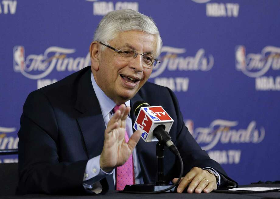 The NBA's reach has a lot to do with Com- missioner David Stern.
