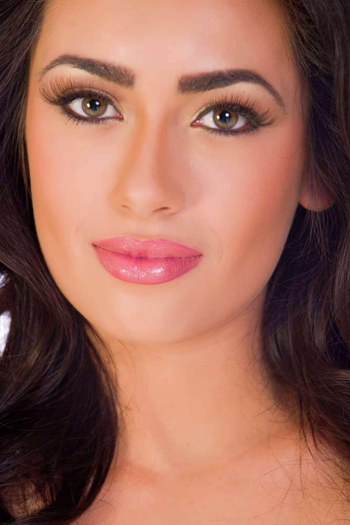 Miss Arizona Rachel MassieFun fact: Her favorite Twitter celebrity is Grumpy Cat.