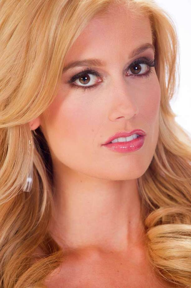 Miss Indiana Emily HartFun fact: She's the owner of a winery in Huntington, In.  Photo: Darren Decker, Miss Universe Organization / HO/Miss Universe Organization L.P., LLLP.