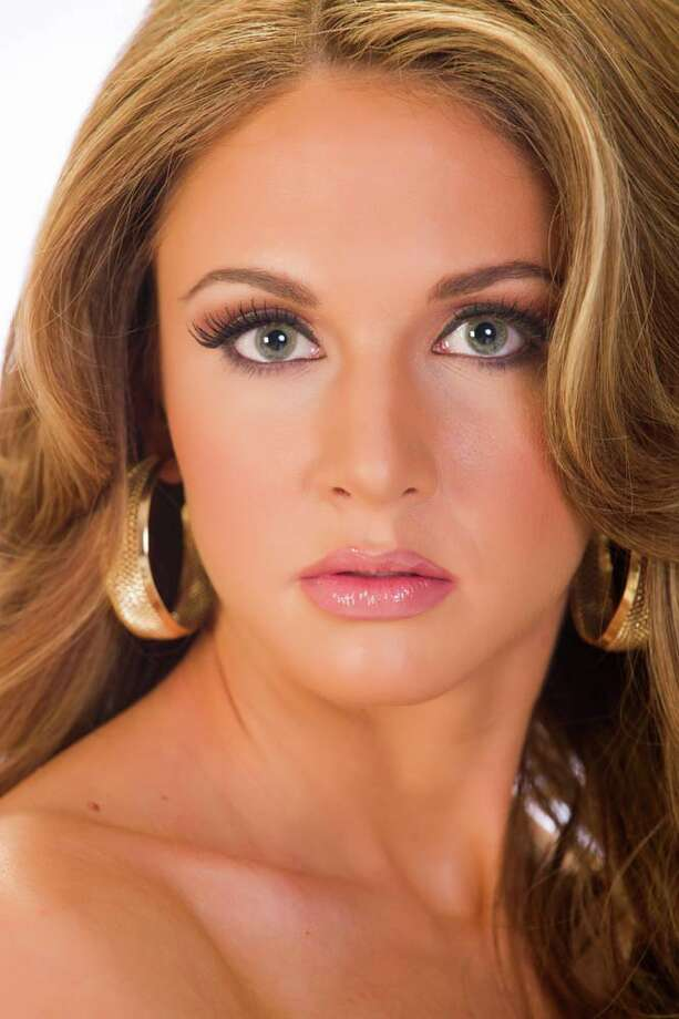 Miss Montana Kacie WestFun fact: She was the valedictorian at her high school.  Photo: Darren Decker, Miss Universe Organization / HO/Miss Universe Organization L.P., LLLP.