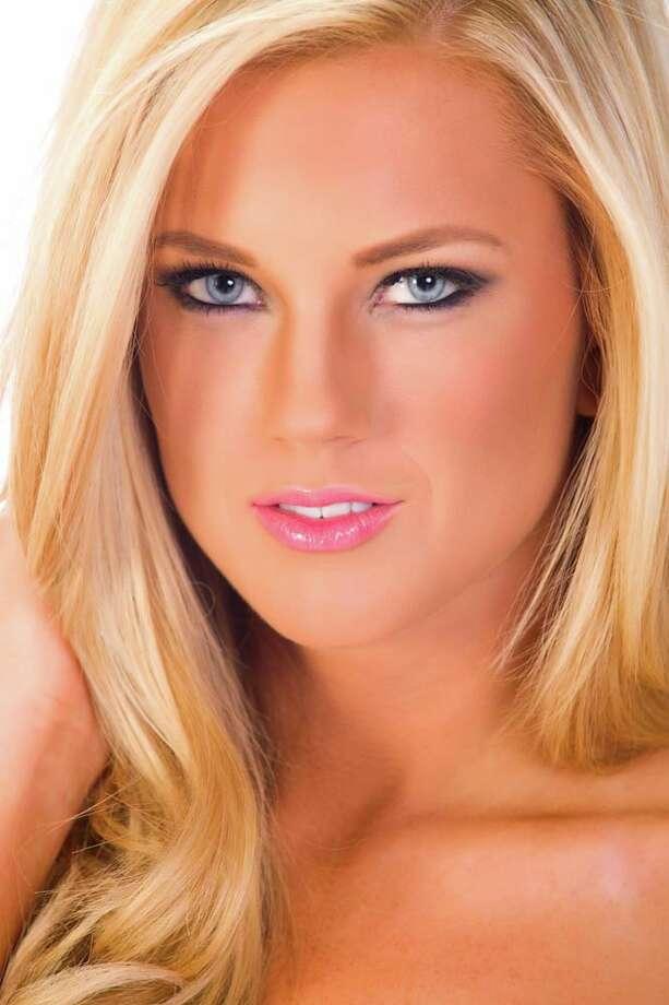 Miss Nevada Chelsea CaswellFun fact: She works for a fine-dining restaurant. Photo: Darren Decker, Miss Universe Organization / HO/Miss Universe Organization L.P., LLLP.