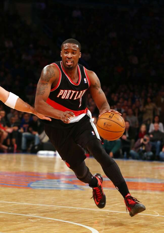 ... and Wesley Matthews.While living in the Alamo City, his son, Wesley Matthews Jr., was born. His son now is an emerging shooting guard with Portland.