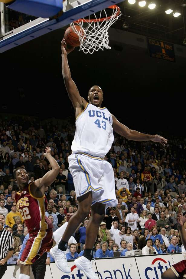 ... and T.J. Cummings. ... who played at UCLA from 2001-04.
