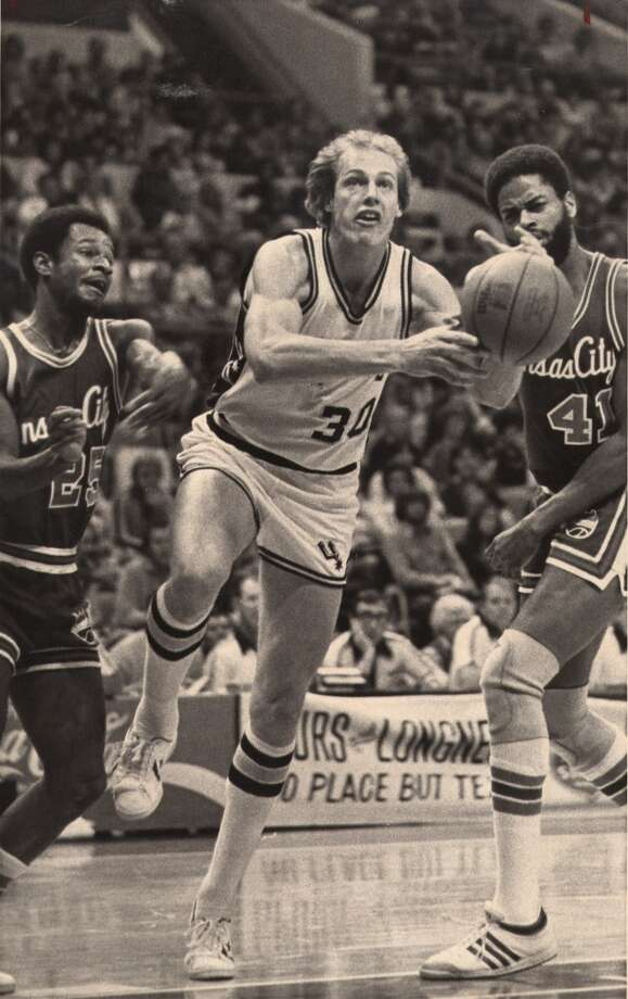 "Paul Griffin ... Paul Griffin was an original ""Bruise Brother"" during his four-season stop with the Spurs."