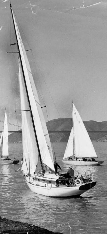 Tens of thousands of sailors sail the waters of the San Francisco bay each year.