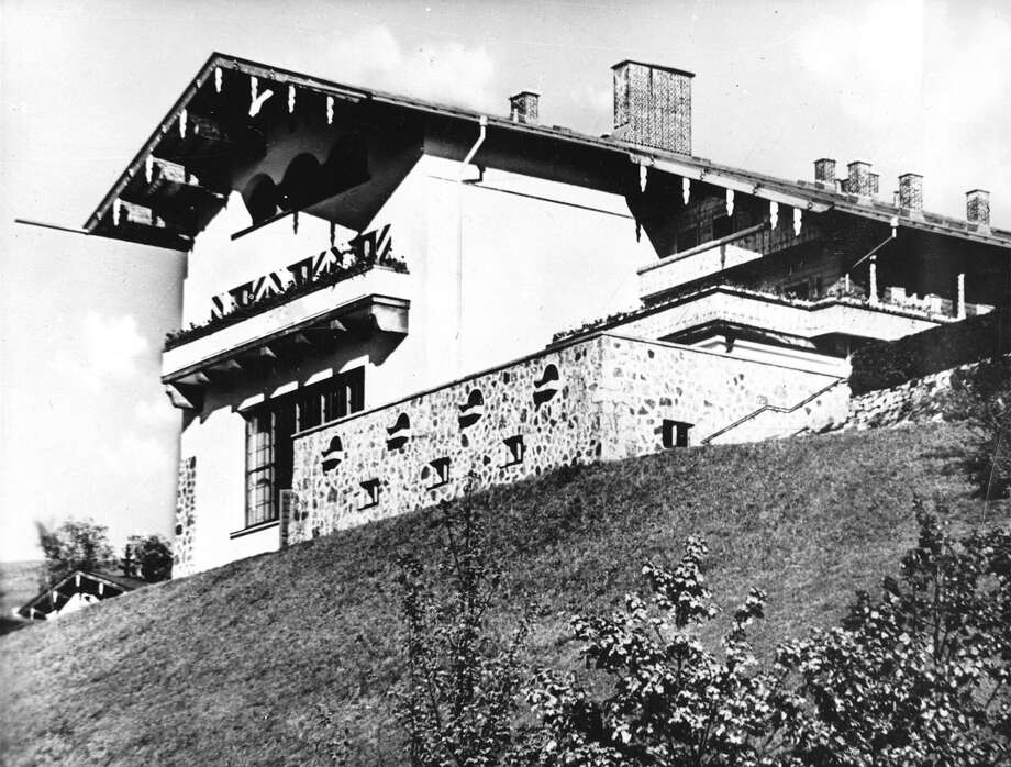 "Undated file Photo of Hitler's ""Berghof"" (mountain house) near Berchtesgaden, southern Germany. Hitler's mountain retreat in Bavaria is getting a makeover, with a 17-million euro (US dollar 22.5 million) renovation project that will more-than double the historical documentation and information center now there. Munich's Sueddeutsche Zeitung reported Tuesday, June 11, 2013, the current 1,000 square meter (11,000 square foot) center will be expanded to 2,500 square meters (27,000 square feet) in a project that will take until 2018 to complete. Photo: AP"
