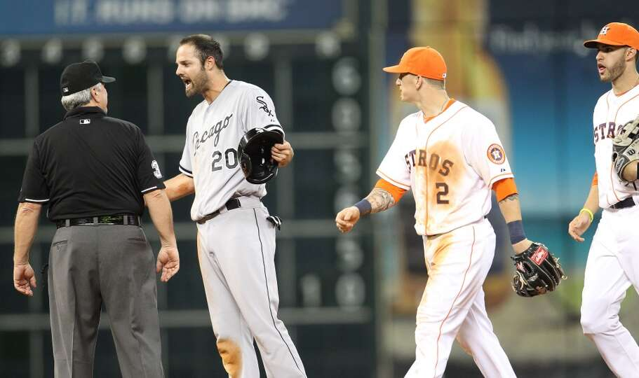 June 15: Astros 4, White Sox 3 Jose Veras picked off Jordan Danks