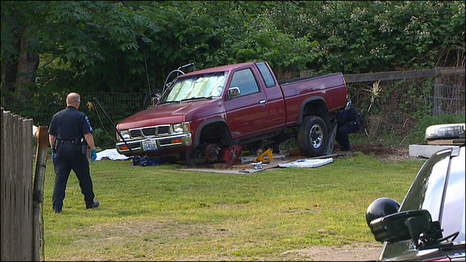 A 72-year-old Auburn man was killed when the truck he was working on fell on him Saturday evening (6-15-13) in Auburn.