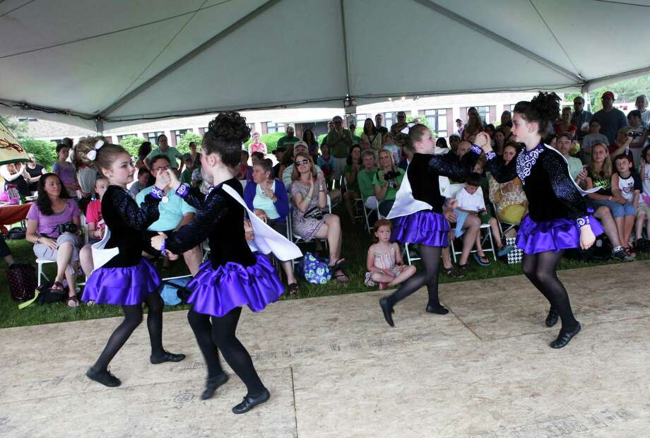 The Fairfield County Irish Festival comes back to Fairfield University for Father's Day weekend. Find out more.  Photo: BK Angeletti, B.K. Angeletti / Connecticut Post freelance B.K. Angeletti