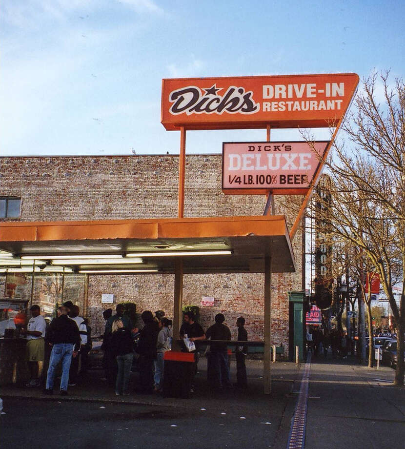 Dick's Drive-in today.