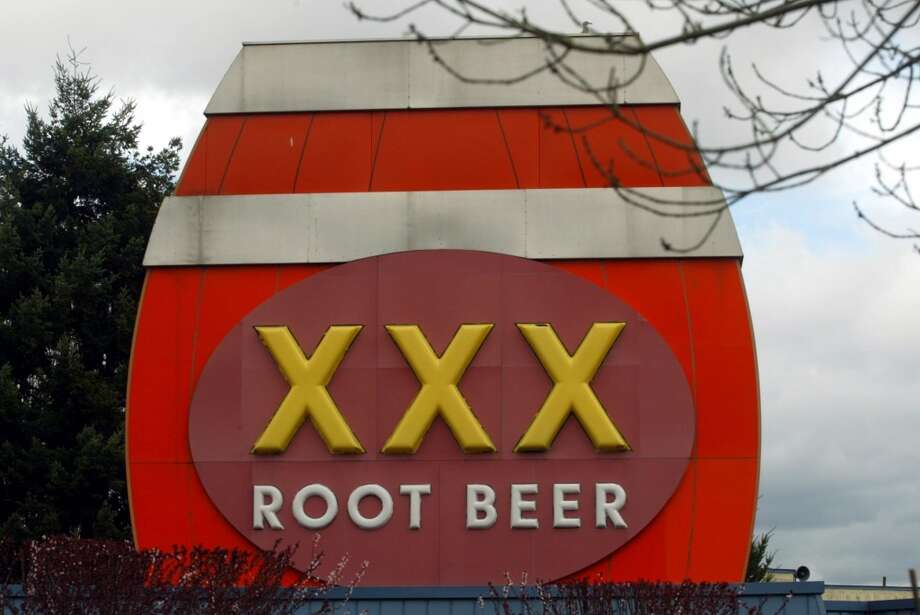The one remaining XXX Root Beer Drive-In restaurant in Washington is in Issaquah. It's famous for its kitchiness and big orange sign.
